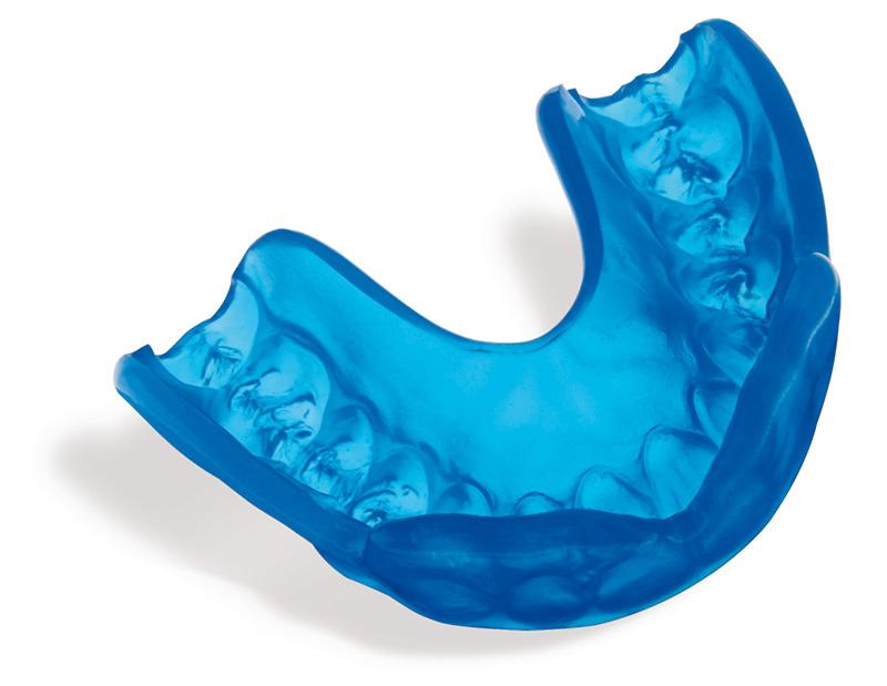 mundschutz blau